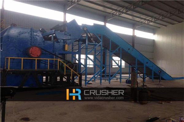 Can briquettes crusher