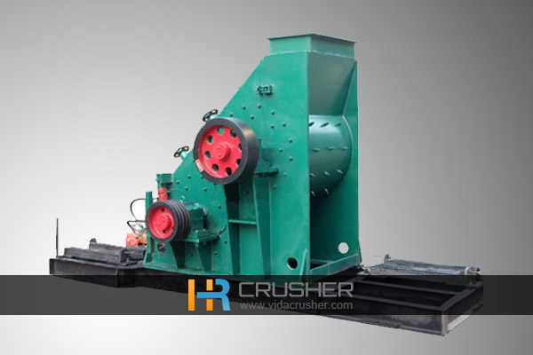 Scrap Steel Crushing Line