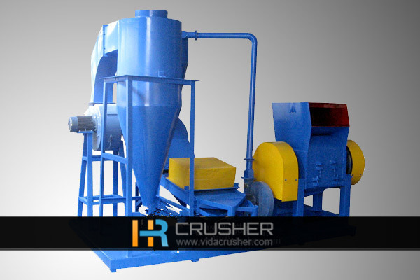 Cable&Wire Scrap Crusher
